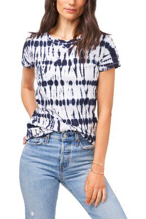 1. STATE Women's Crewneck Tie Dye T-Shirt