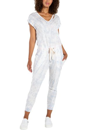 N:philanthropy Women's Space Tie Dye Deconstructed Jumpsuit