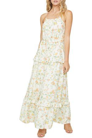 Lost + Wander Women's Big Escape Floral Maxi Dress