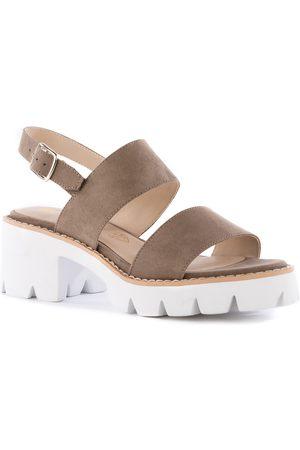 BC Footwear Women's Left Unsaid Platform Sandal