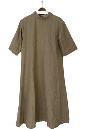 Baserange \N Linen Dress for Women