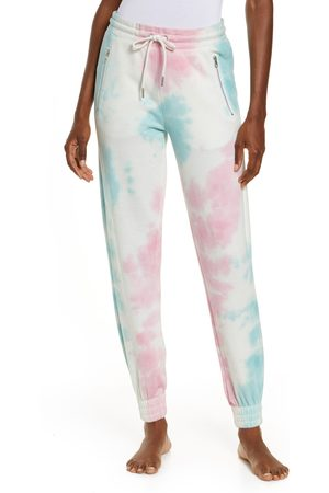 Alternative Women's Zip Detail French Terry Joggers