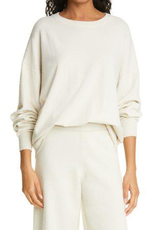 Jenni Kayne Women's Oversize Crewneck Sweater