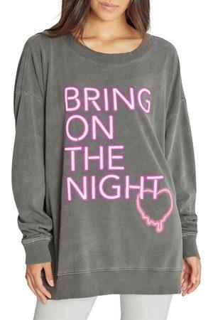 Wild Fox Women's Night Creature Graphic Sweatshirt