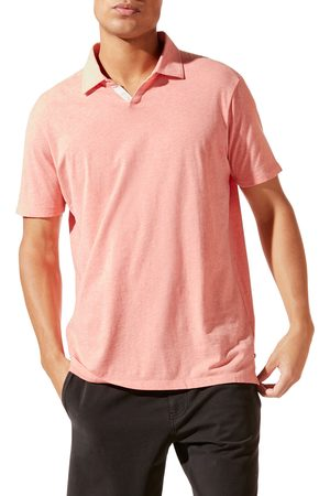 Good Man Brand Men's Athletic Slim Fit Short Sleeve Polo
