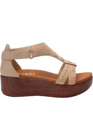 Alegria Women's Tova Platform Wedge Sandal