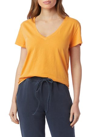 Joe's Women's Raine V-Neck Relaxed T-Shirt