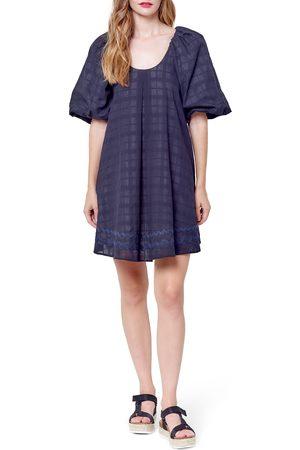 Corey Lynn Calter Women's Hariette Puff Sleeve Minidress