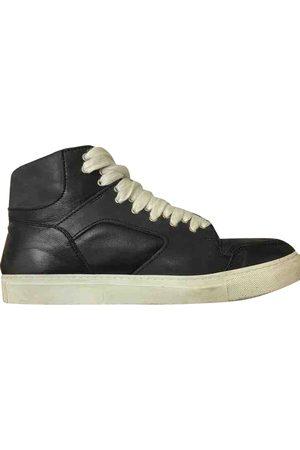 KRIS VAN ASSCHE \N Leather Trainers for Men