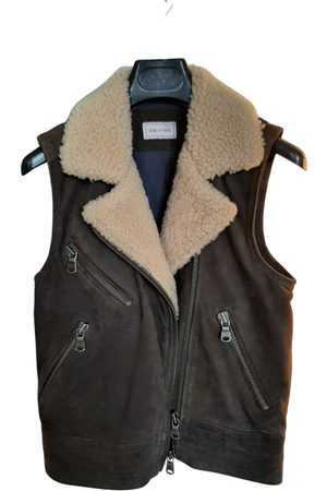 Eden Park \N Leather Jacket for Women