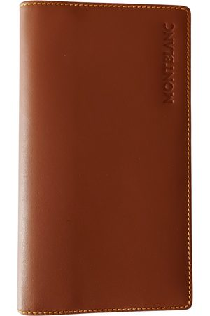 Mont Blanc \N Leather Purses, Wallet & cases for Women