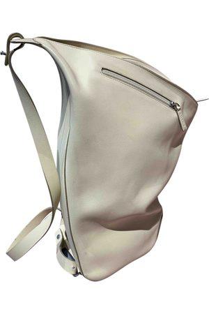 Loewe \N Leather Backpack for Women