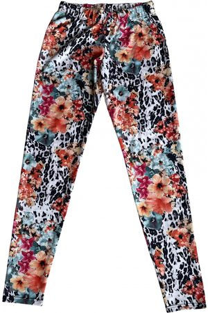 Calzedonia \N Cotton Trousers for Women