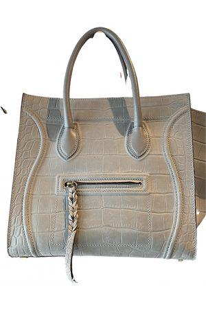 Céline Luggage Phantom Leather Handbag for Women