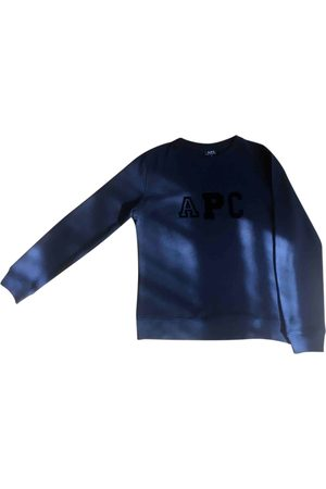 A.P.C. \N Cotton Knitwear & Sweatshirts for Men
