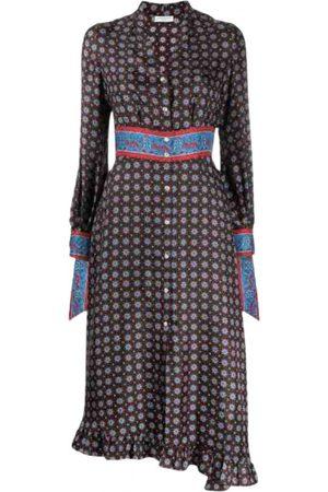 Sandro Spring Summer 2020 silk maxi dress