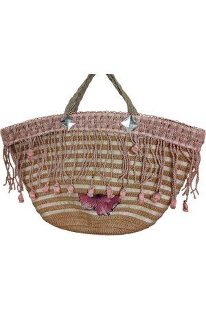 By Malina \N Wicker Handbag for Women