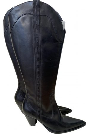 Persona by Marina Rinaldi \N Leather Boots for Women