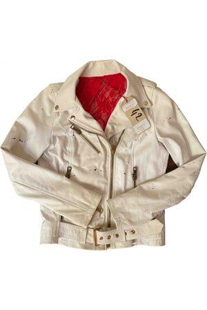 Verra Pelle \N Leather Jacket for Women