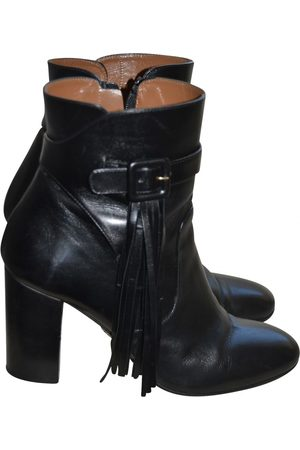 Aquazzura \N Leather Ankle boots for Women