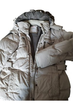Outdoor Voices \N Cotton Leather Jacket for Women