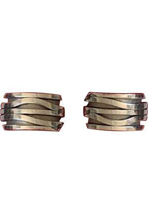 Omega \N Steel Cufflinks for Men