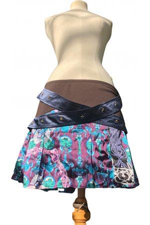 Custo Barcelona \N Silk Skirt for Women