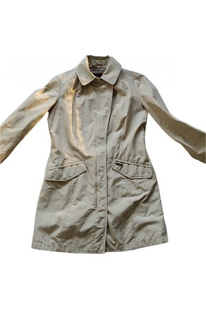 Woolrich \N Cotton Trench Coat for Women