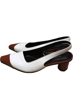 Salondeju \N Leather Sandals for Women
