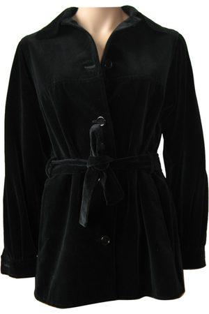Emanuel Ungaro VINTAGE \N Velvet Coat for Women