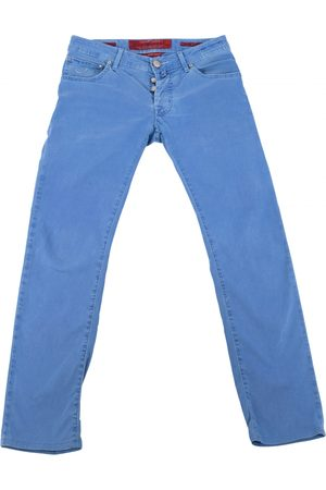 Jacob Cohen \N Cotton Jeans for Men