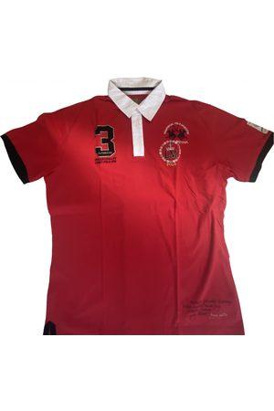 La Martina \N Cotton Polo shirts for Men