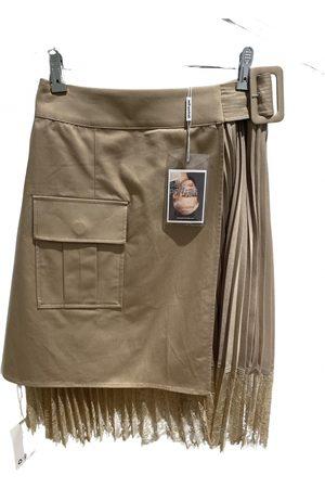 Self-Portrait \N Cotton Skirt for Women