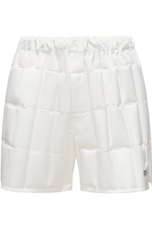 COPERNI Flou Mècanique Pleated Shorts
