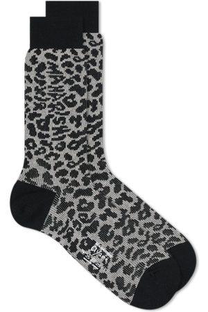 Ayamé Socks X Maharishi Jacquard Camo Sock