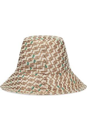 3.Paradis Monogram Reversible Bucket Hat