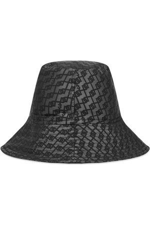 3.Paradis Men Hats - Monogram Reversible Bucket Hat