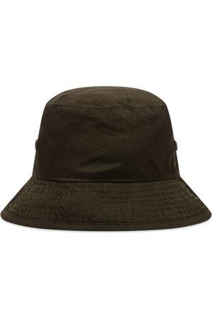Acne Studios Brimmo Nylon Logo Bucket Hat