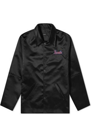 3.Paradis Silk Coach Jacket
