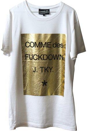 Comme des Fuckdown \N Cotton T-shirts for Men