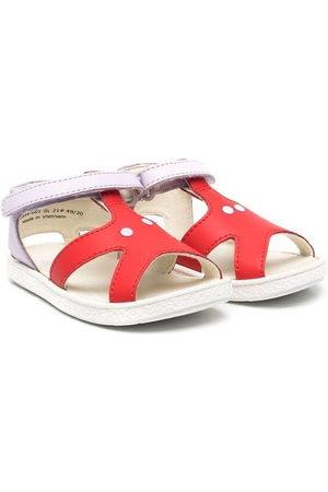 Camper Touch-strap sandals