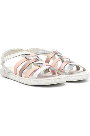 Camper Strappy-design sandals - Neutrals