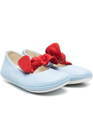 Camper Bow-detail ballerina shoes