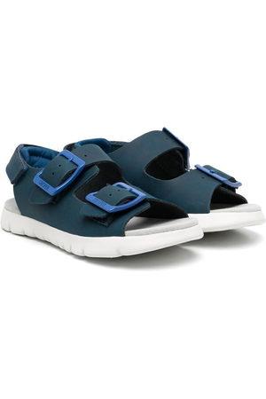 Camper Boys Sandals - Oruga double-buckle sandals