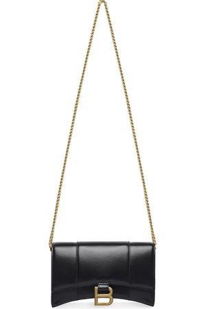 Balenciaga Hourglass chain wallet