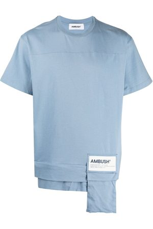 AMBUSH Logo-patch cotton T-shirt