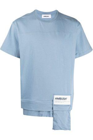 AMBUSH Logo-patch short-sleeve T-shirt