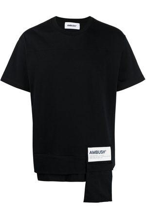 AMBUSH T-shirts - Packable cotton T-shirt