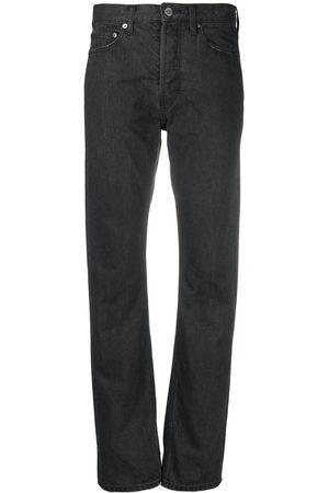 AMBUSH High-rise straight leg jeans