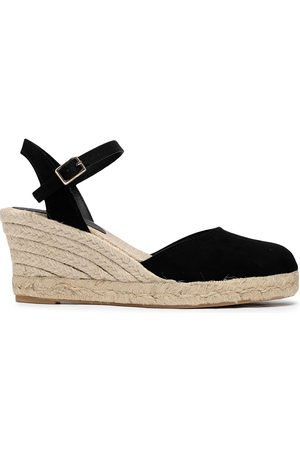 Carvela Sabrina high-heel wedge espradrilles